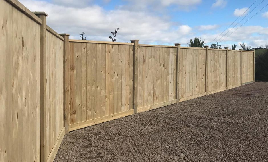Laminata Laminated Timber Fencing