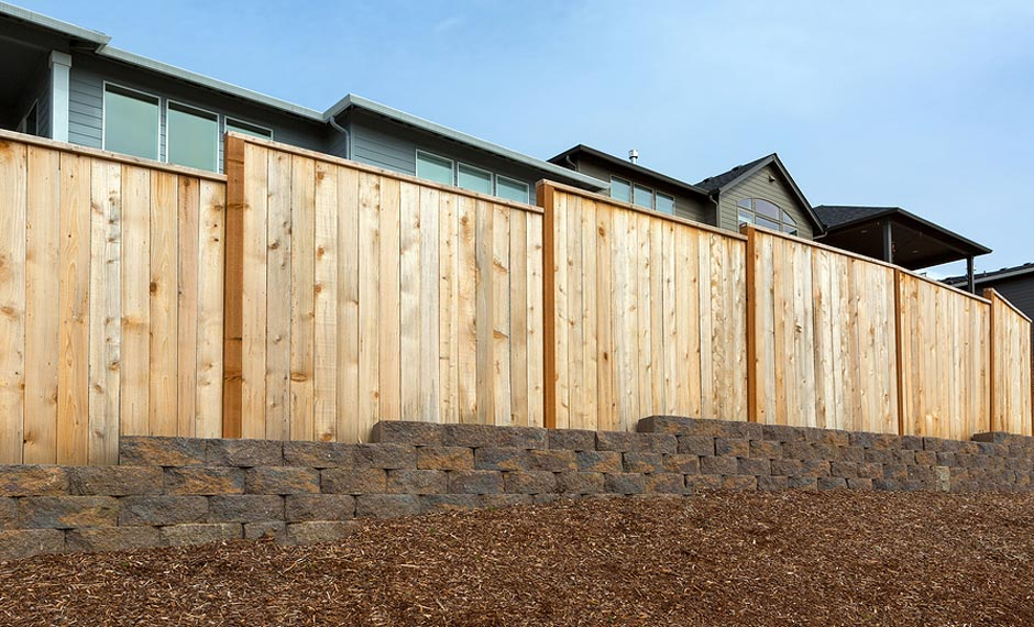 Standard Timber Fencing in Auckland